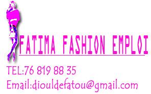Fatima fashion emploi